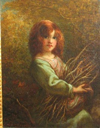 a child with branches by louis lang