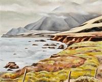 california coastline by darwin musselman