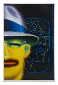 dick tracy by ed paschke