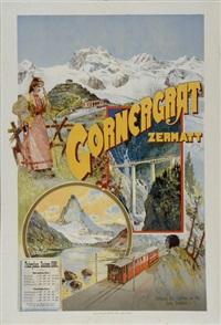 gornergrat zermatt by melchoir annen