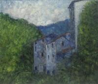 paesaggio by umberto vittorini