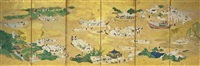 boating on the sumida river by anonymous-japanese (18)