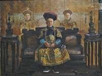 der junge kaiser ohne amt by ma zuxu