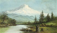 mount shasta by william weaver armstrong
