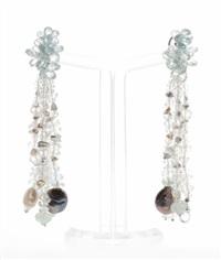paire de boucles d'oreilles by joaillerie gobet