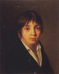 porträt eines kindes by fleury