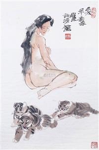 裸女 by xu yong