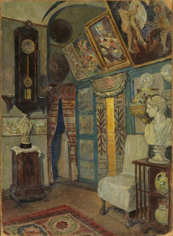 intérieur by petr ivanovich petrovichev