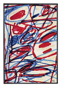 mire g 154 by jean dubuffet
