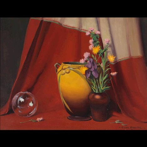 still life by clyde forsythe