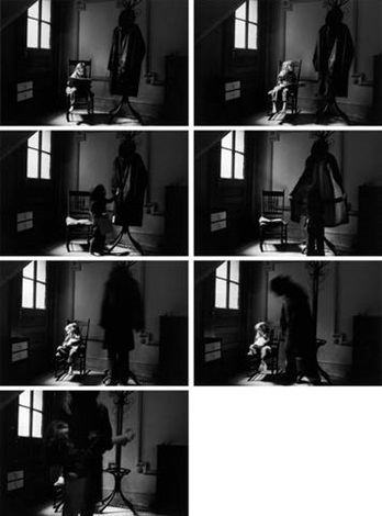 the bogeyman sequence 7 works by duane michals on artnet