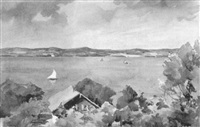 starnberger see by hermann goebel