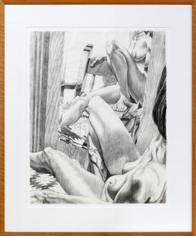 nude by philip pearlstein