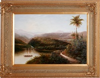 landscape by humphrey