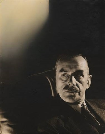 thomas mann new york by edward steichen
