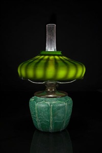lamp by tiffany and grueby