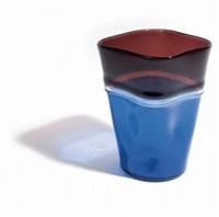 un vaso a doppio incalmo by fulvio bianconi