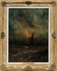 seascape by robert hopkin