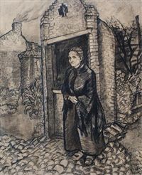 the fugitive by charley toorop