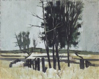 paysage de loire by yves ganne