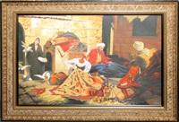 untitled by qais al-sindy