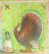 turkey by judith linhares