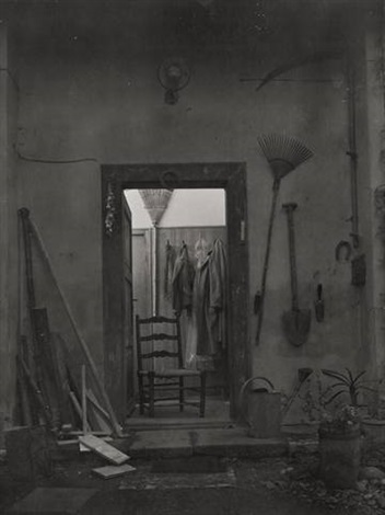 untitled interior by josef sudek