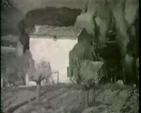 the adobe farm house by irving kraut manoir