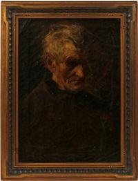 portrait of a man by myron barlow