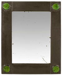 wall mirror by arts & crafts mission