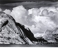 lake tenaya by ansel adams