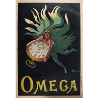 omega by leonetto cappiello