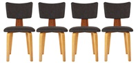 chaises (set of 4) by cor alons