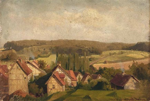 willinghausen oberhessen by karl raupp
