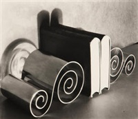 bookends by ruth bernhard