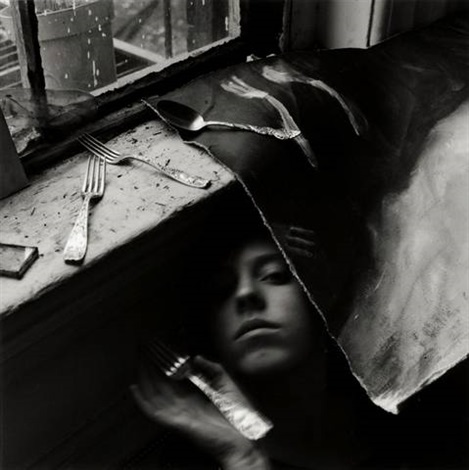 it must be time for lunch now new york by francesca woodman