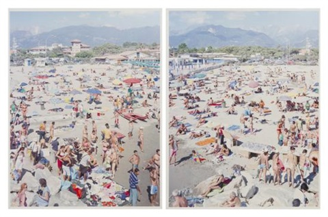 madima ragnodoro 48 and 49 diptych by massimo vitali