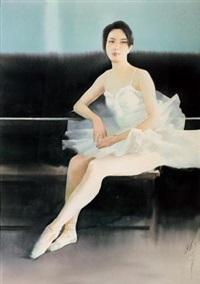 芭蕾演员 by liu yi