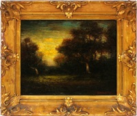landscape by ralph albert blakelock