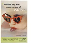 lolita by metro-goldwin-mayer studios
