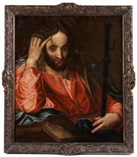 bildnis des heiligen jakob by anonymous-italian