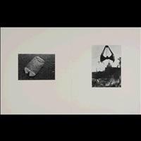 can & crane (2 works) by yasuhiro ishimoto