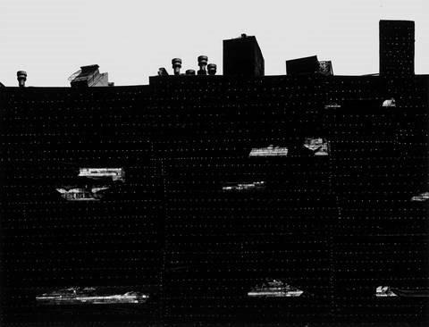 new york by aaron siskind