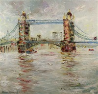 the tower bridge by tessa perceval