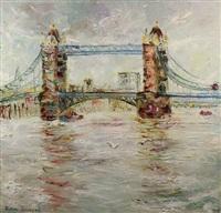 the tower bridge by tessa perceval