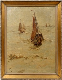 sailing regatta by george bunn
