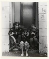 doorway - haight st. by imogen cunningham