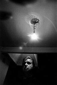francis bacon, london by arnold newman