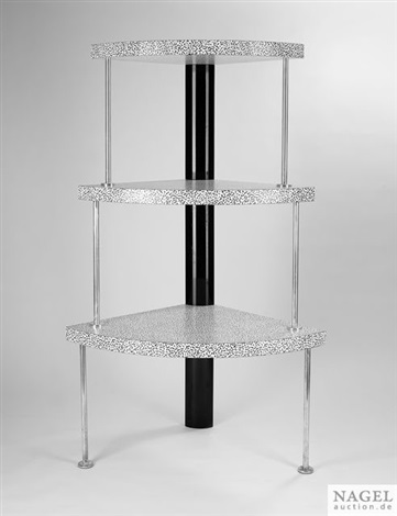 eckregal cantone by ettore sottsass