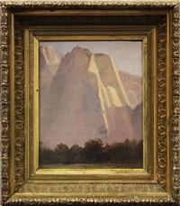 yosemite valley by edwin deakin